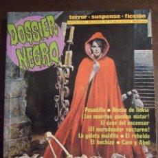 Cómics: DOSSIER NEGRO ANTOLOGIA MEJORES - 216 , 217 , 205 , 196 - EDICIONES ZINCO PERFECTO. Lote 107277087