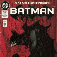 Cómics: BATMAN CATACLISMO NUMERO 273 EDITORIAL VID EJEMPLAR NUEVO. Lote 107419731