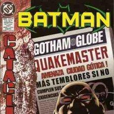 Cómics: BATMAN CATACLISMO NUMERO 285 EDITORIAL VID EJEMPLAR NUEVO. Lote 107420331