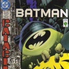Cómics: BATMAN CATACLISMO NUMERO 276 EDITORIAL VID EJEMPLAR NUEVO. Lote 107421007