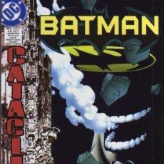 Cómics: BATMAN CATACLISMO NUMERO 278 EDITORIAL VID EJEMPLAR NUEVO. Lote 107422199