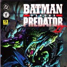 Cómics: BATMAN VERSUS PREDATOR II. VENGANZA SANGRIENTA. 1996 ZINCO.. Lote 107690099