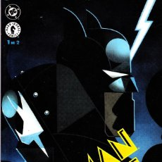 Cómics: GRENDEL Y BATMAN. LA DANZA DEL DIABLO Y LOS HUESOS DEL DIABLO. 2 PRESTIGIOS. 1998 ZINCO. Lote 107690175