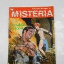 Cómics: MISTERIA Nº 5. RELATOS GRAFICOS PARA ADULTOS. UN CADAVER EN ESCENA. LA JUSTICIERA DE NOCHE. TDKC28. Lote 107804507