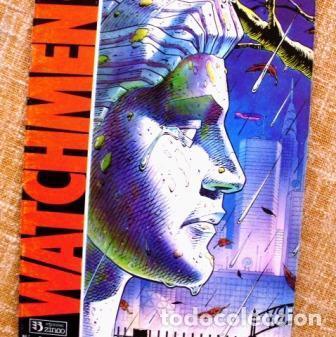 Cómics: Lote de 2 Comics de WatchMen, 1987, números 2 y 6 - Foto 3 - 107884327