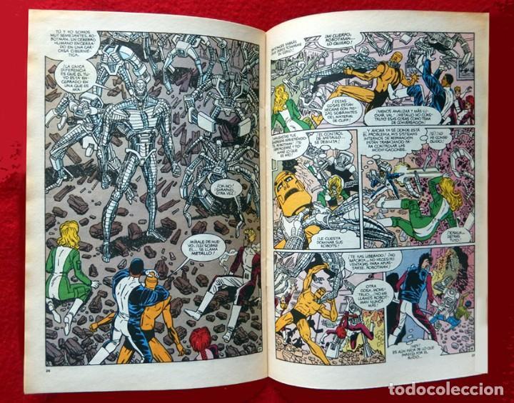 Cómics: LA PATRULLA CONDENADA, DC, LOTE 2 COMIC; Nº 10 Y 13 - EDICIONES ZINCO. AÑO 1988, 150 PTS. ORIGINALES - Foto 5 - 107937911