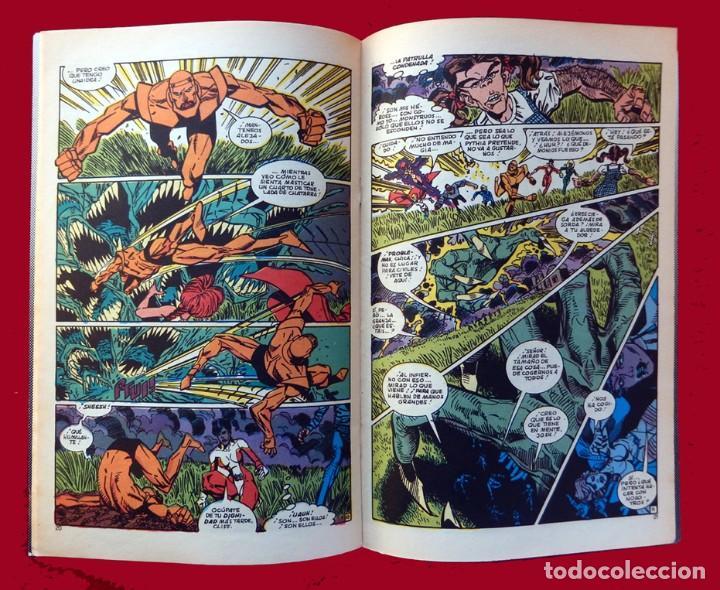 Cómics: LA PATRULLA CONDENADA, DC, LOTE 2 COMIC; Nº 10 Y 13 - EDICIONES ZINCO. AÑO 1988, 150 PTS. ORIGINALES - Foto 9 - 107937911