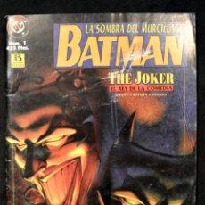 Cómics: COMIC ZINCO Nº 1 BATMAN. Lote 108055427