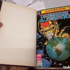 Cómics: INVASION ¡ NUMEROS ! 1,2,3,4, Y 7 DC - ZINCO MILLENIUM. Lote 108059683