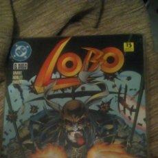 Cómics: LOBO. EL DUELO. DC COMICS. Lote 108340860