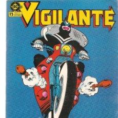 Comics : VIGILANTE. Nº 8. PROCEDENTE DE RETAPADO. DC / ZINCO. (C/A7). Lote 108387943