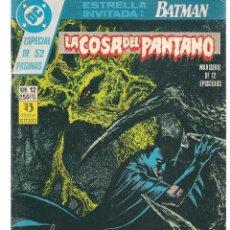 Comics : LA COSA DEL PANTANO. Nº 12. DC / ZINCO. (C/A7). Lote 108388315