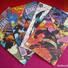 Cómics: BATMAN LA ESPADA DE AZRAEL 1 AL 4 ( O`NEIL NOWLAN ) ¡COMPLETA! ¡MUY BUEN ESTADO! ZINCO DC. Lote 108690415