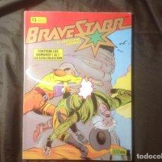 Cómics: BRAVESTARR RETAPADO 1 AL 5 MUY BUEN ESTADO.. Lote 108844943