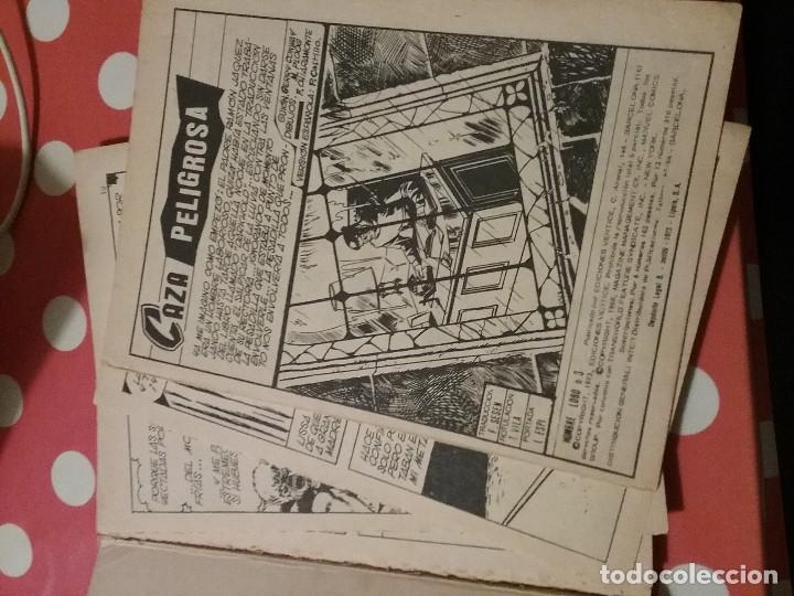 Cómics: EL HOMBRE LOBO. WEREWOLF BY NIGHT Nº3: CAZA PELIGROSA. Ediciones vertice - Foto 3 - 109204791