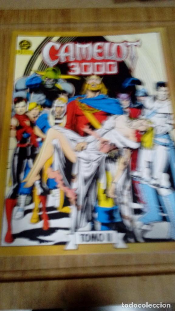 CAMELOT 3000 TOMO 2 DEL Nº 5 AL 9 (Tebeos y Comics - Zinco - Retapados)