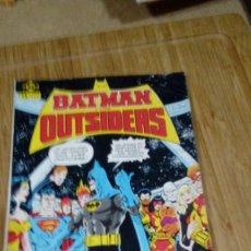 Cómics: BATMAN Y LOS OUTSIDERS TOMO 1 Nº 1 AL 5. Lote 109209767