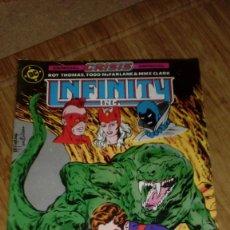 Comics: INFINITY INC Nº 19. Lote 109210587