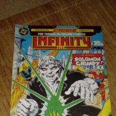 Comics: INFINITY INC Nº 20. Lote 109210635
