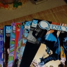 Cómics: QUESTION LOTE DE 22 NÜMEROS.. Lote 109212055