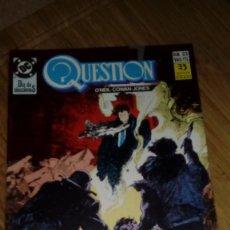 Cómics: QUESTION Nº 23. Lote 109212115
