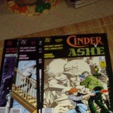 Cómics: CINDER Y ASHE COMPLETA Nº 1 AL 4. Lote 109212367