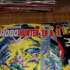 Cómics: ROBO HUNTER Nº1-2-3-4- Y5. Lote 109295219
