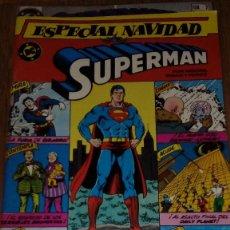 Cómics: SUPERMAN ESPECIAL Nº 3 ESPECIAL NAVIDAD. Lote 109311679
