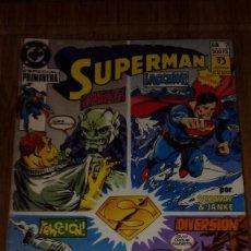 Cómics: SUPERMAN ESPECIAL Nº 7 ESPECIAL PRIMAVERA. Lote 109311767