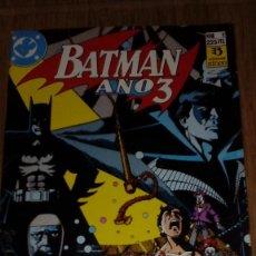 Cómics: BATMAN AÑO 3 Nº1. Lote 109313411
