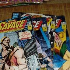 Cómics: DOC SAVAGE COMPLETA 1 AL 4. Lote 109315419