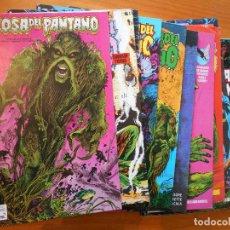 Cómics: LA COSA DEL PANTANO - VOLUMEN 3 - COMPLETA - NUMEROS 1 A 12 - ALAN MOORE - DC - ZINCO (6O). Lote 109347379