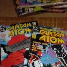 Cómics: CAPITAN ATOM DEL 1 AL 20 FALTAN 2-3 Y 4. Lote 109377443