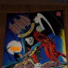 Cómics: BATMAN CIRCULO MORTAL. Lote 109386991