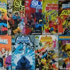 Cómics: BATMAN Y OUTSIDERS. Lote 109396291
