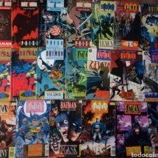 Cómics: LEYENDAS DE BATMAN 20 GRAPAS. Lote 109397434