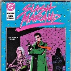 Cómics: SLASH MARAUD DE DOUG MOENCH Y PAUL GULACY. COLECCIÓN COMPLETA. ZINCO, 1990.. Lote 109402463