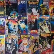 Cómics: BATMAN VARIOS 24 GRAPAS Y ESPECIAL. Lote 109438495