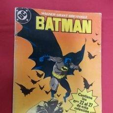 Cómics: BATMAN. TOMO 5 RETAPADO. DEL Nº 22 AL 27. EDICIONES ZINCO.. Lote 109501415