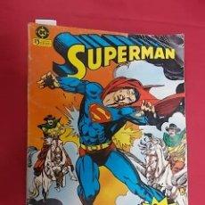 Cómics: SUPERMAN. TOMO 2 RETAPADO. DEL Nº 6 AL 10. EDICIONES ZINCO.. Lote 109502035