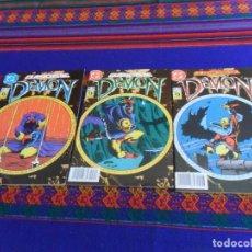 Cómics: ZINCO CLÁSICOS DC NºS 23, 24 Y 25 CON DEMON Y COSA DEL PANTANO. 1990. 250 PTS. MBE.. Lote 109821519