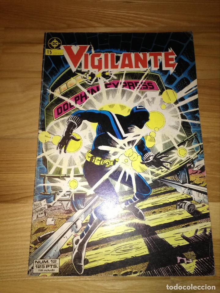 COMIC ZINCO DC EL VIGILANTE Nº 12 (Tebeos y Comics - Zinco - Otros)