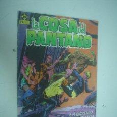 Cómics: LA COSA DEL PANTANO Nº 3 - PASKO / YEATES. Lote 110321919
