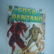 Cómics: LA COSA DEL PANTANO Nº 4 - PASKO / YEATES. Lote 110322307