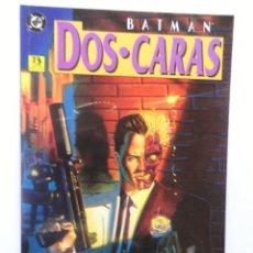 Cómics: BATMAN. DOS CARAS. CRIMEN Y CASTIGO. ZINCO. 1995. Lote 110415107
