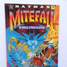Cómics: BATMAN. MITEFALL. UN ESPECIAL LEYENDAS DE BATMAN. ZINCO. 1996. Lote 110415967