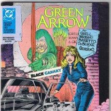 Cómics: GREEN ARROW FLECHA VERDE Nº 7 DC COMICS. EDICIONES ZINCO.. Lote 110643359
