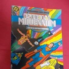Cómics: ESPECIAL MILLENNIUM. Nº 6. LIGA DE LA JUSTICIA Y FIRESTORM. EDICIONES ZINCO. Lote 110678031