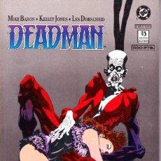 Cómics: DEADMAN. AMOR DESPUES DE LA MUERTE. 1 Y 2. ZINCO 1990. Lote 110931995