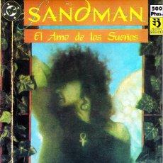 Cómics: SANDMAN. EL AMO DE LOS SUEÑOS. RETAPADO 1. ZINCO. Lote 110936427